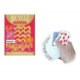 Jeu de cartes Brainwave qualité Bicycle