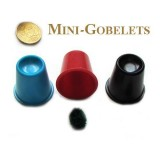 3 Mini-Gobelets Magiques version poche