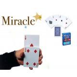 Baraja de cartas Miracle