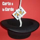 Corde Miracle - Carte retrouvée par une corde