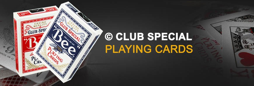Cartes Bee Clus Special Playing Cards